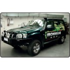 IRONMAN4X4 Air Force šnorchel Nissan Patrol GU (Y61), séria 4